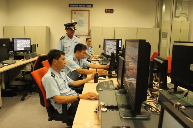 Dịch vụ khai báo hải quan tại sân bay Nội bài quốc tế