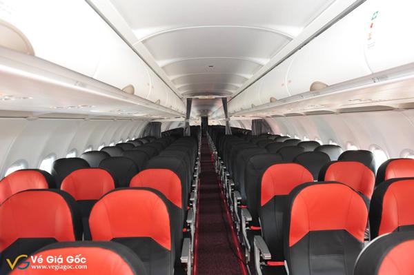 Lựa chọn vị trí ghế ngồi khi đi máy bay